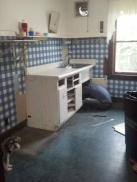 Cabinet Removal