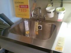 Alternative Sink idea