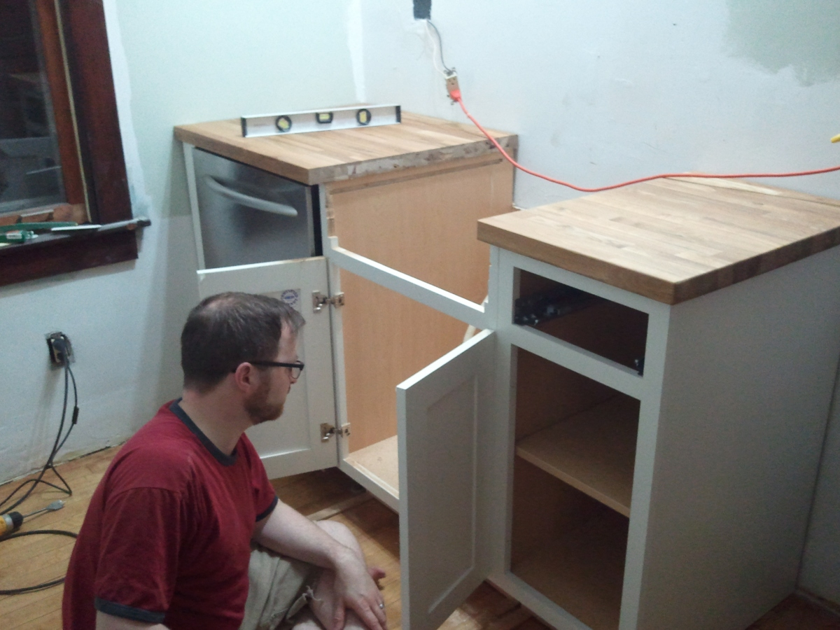 Prepping for Sink