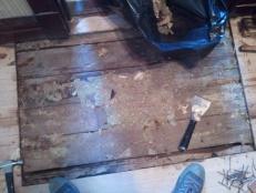 Original Patch Sub-Floor