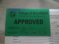 Approved!