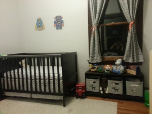E's Room After