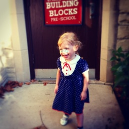 First day of school.